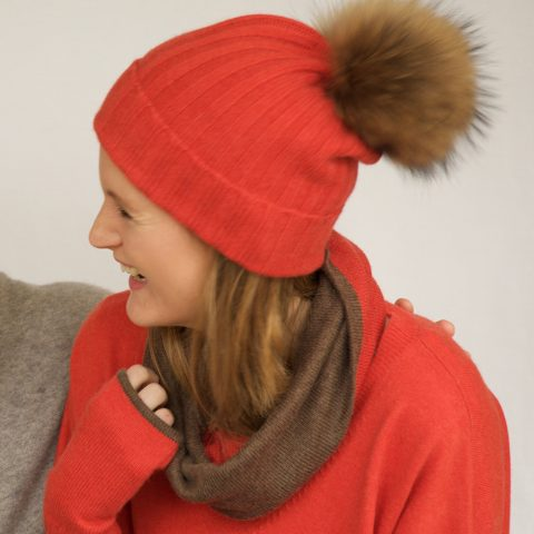 burnt-orange-snood