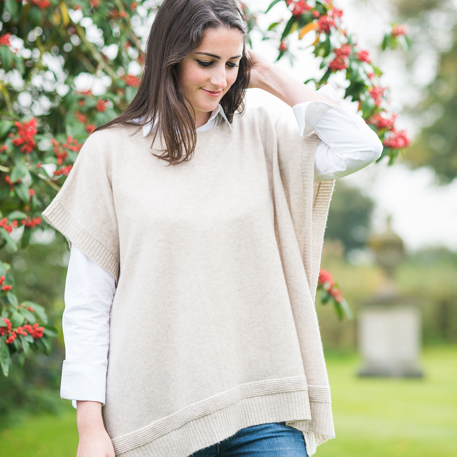 Cashmere jumpers hand made in luxurious premium cashmere