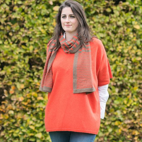 sophie-orange-tunic